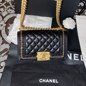 Chanel small boy